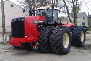 New Versatile Tractor